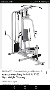 Infiniti 1300 home gym St Clair Penrith Area Preview