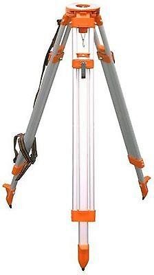 CST/berger 60-ALQCI20-O Aluminum Tripod Survey Contractor Flat Head Quick Clamp