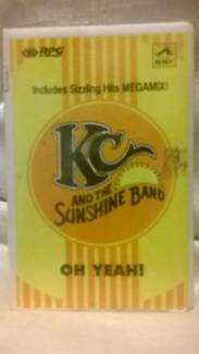 Audio Cassette KC And The Sunshine Band Wallaroo Copper Coast Preview