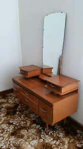 Double bed bedroom suite Albion Brimbank Area Preview