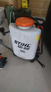 Stihl backpack sprayer Alkimos Wanneroo Area Preview