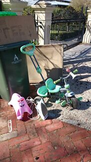 Free Stuff, trike, kids toys, vases, plates, cookware Stirling Adelaide Hills Preview