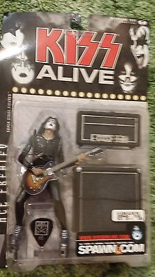 Kiss Alive McFarlane Toys Action Figure 2000 Ace Frehley