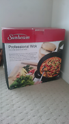 Sunbeam Wok - Non Stick Wok Epping Whittlesea Area Preview