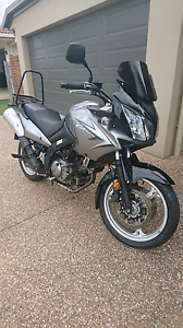 2011 Suzuki Vstrom DL650 (non lams) Kirwan Townsville Surrounds Preview
