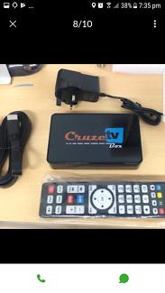 Cruz tv 4k Real Hybrid HD 4 WA main supplier 2 years subscription