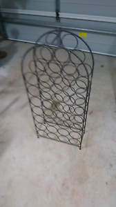 Cast iron wine rack North Ryde Ryde Area Preview