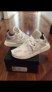 Adidas nmd xr1 white camo us 10 DS Bull Creek Melville Area Preview