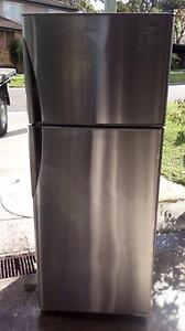 fridge freezer 450L stainless steel can deliver Caringbah Sutherland Area Preview