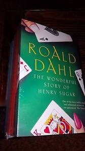 Roald Dahl book bundle new & sealed Wynn Vale Tea Tree Gully Area Preview
