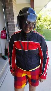 Helmet, jacket and gloves Eumundi Noosa Area Preview
