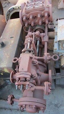 Warren Bilge Stripping Pump 100gpm50psi 6x7x12vsda 165 Psig Steam Pressure