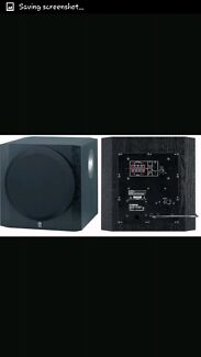 YAMAHA YST-SW216 SUBWOOFER RRP $649 Chadstone Monash Area Preview