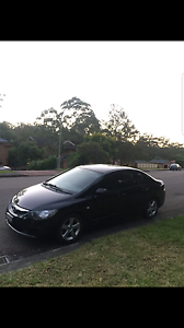 Honda civic VTI-L Dulwich Hill Marrickville Area Preview