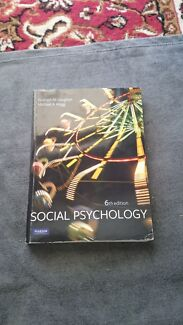 Introduction to social psychology textbook textbooks gumtree social psychology textbook 6th edition vaughan hogg fandeluxe Image collections