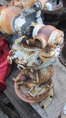 Coppus Steam Turbine Model Tfrv-12 12.5 Hp 3611rpm F 397 87bhph Red. 3.091