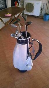 golf bag and clubs Bassendean Bassendean Area Preview