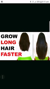 Want to grow longer HAIR