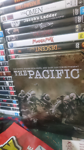 The pacific blu ray steel case St James Victoria Park Area Preview