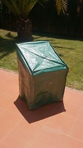 CHAIR COVER, GARDEN FURNITURE, STRONG GREEN WOVEN ...