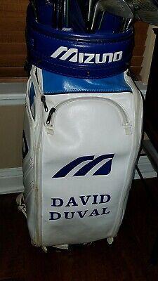 David Duval Mizuno Tour Bag - 1 of 3 ever produced. Nike Tour (Collector Item)