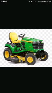 Wanted: Wanted to by ride on mowers not running parts etc