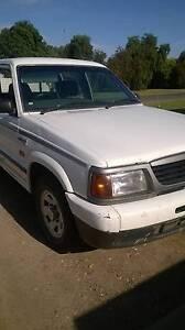 1998 Ford Courier Ute Corowa Corowa Area Preview