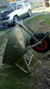 Stainless steel wheel Barrow Summerland Point Wyong Area Preview