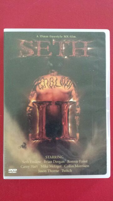 Seth Enslow II Dvd Crusty Demons Metal Mulisha | CDs & DVDs | Gumtree  Australia Logan Area - Loganholme | 1130377403