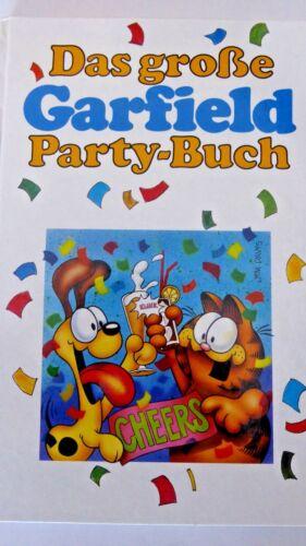 """TOP - Ideen mit """"Das große Garfield Partybuch"""" für Kinder (584)"""