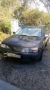 Nissan Pulsar 1999 Mount Victoria Blue Mountains Preview