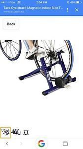 Tacx Cycle Track Home trainer/with tire