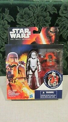 FLAMETROOPER ARMOR UP Star Wars The Force Awakens Action Figure Hasbro Disney