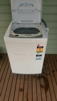 9kg Toploader Washing Machine