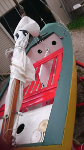 Heron Sailing Dinghy Magill Campbelltown Area Preview