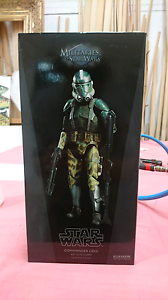 Sideshow Collectables Commander Gree, Star Wars, Clone Wars. Hamersley Stirling Area Preview