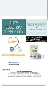 Electric supply store at brampton location BIG PROMOTION