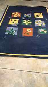 Dark blue rug Kinross Joondalup Area Preview