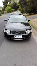 2002 Audi A4 Wagon New Town Hobart City Preview