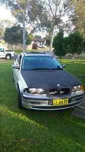 1999 Bmw 318i Doonside Blacktown Area Preview
