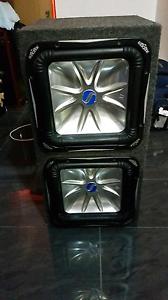 "12"" kicker L7 pair in sealed box Mandurah Mandurah Area Preview"
