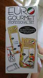 Euro gourmet professional set Renmark North Renmark Paringa Preview