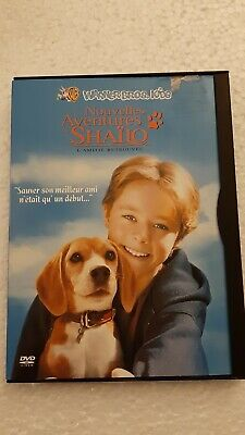 film dvd SHAILO 2 les nouvelles aventures l'amitié retrouvée comédie j rare