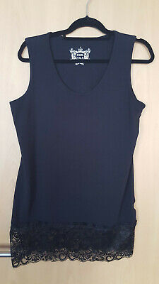 Sequel Top Longtop 40 42 44 M L XL Spitze Kleid Shirt Longshirt wie neu online kaufen