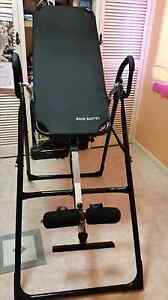 Back Biotech Inversion Table for sale Nerang Gold Coast West Preview