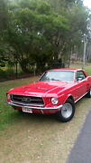 1967 Ford Mustang Warner Pine Rivers Area Preview