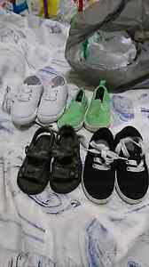 Boys size 4 shoes Glenfield Campbelltown Area Preview