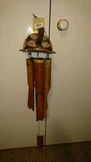 BrandNew Turtle bamboo wind chime