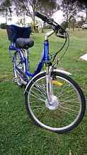 "Electric bike 26"" 3 way Excellent conditoin South Grafton Clarence Valley Preview"