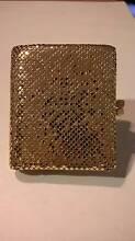 Vintage Oroton Gold Glomesh Wallet Little Mountain Caloundra Area Preview